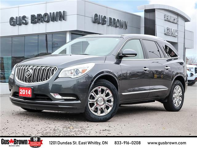 2014 Buick Enclave Leather (Stk: J142844T) in WHITBY - Image 1 of 30