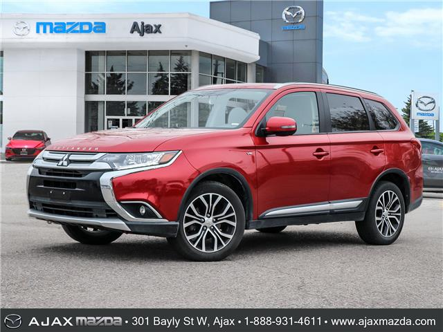 2018 Mitsubishi Outlander  (Stk: P5618) in Ajax - Image 1 of 29
