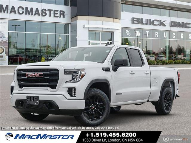 2021 GMC Sierra 1500 Elevation (Stk: 210107) in London - Image 1 of 22