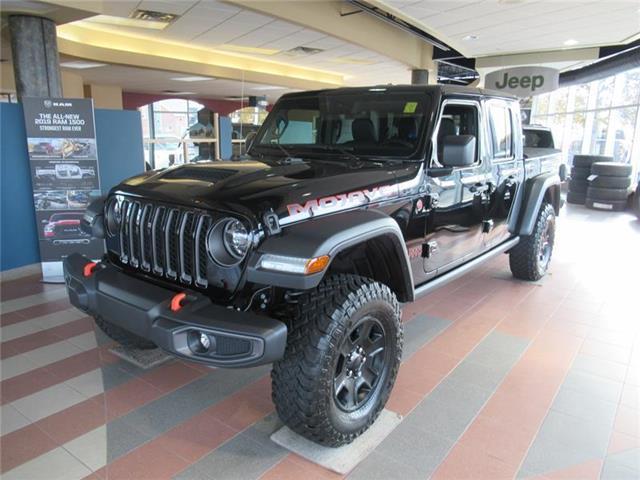 2020 Jeep Gladiator Mojave (Stk: 2020-T94) in Bathurst - Image 1 of 7