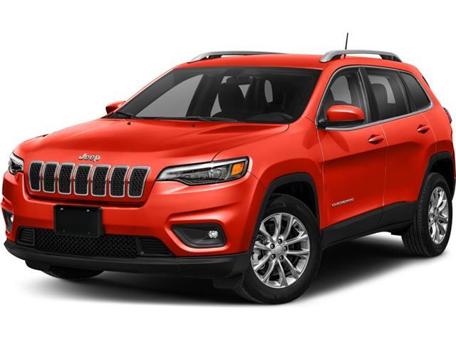 New 2021 Jeep Cherokee North  - St. John's - Hickman Chrysler Dodge Jeep