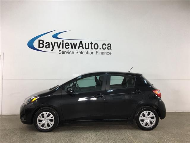 2019 Toyota Yaris LE (Stk: 37286W) in Belleville - Image 1 of 25