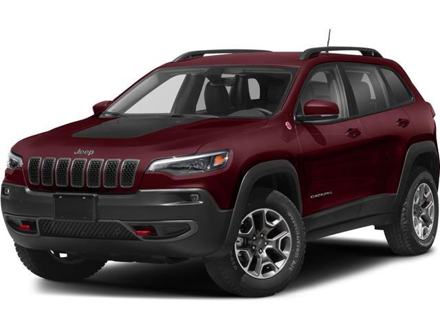New 2021 Jeep Cherokee Trailhawk  - St. John's - Hickman Chrysler Dodge Jeep