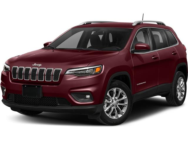 New 2021 Jeep Cherokee Limited  - St. Johns - Hickman Chrysler Dodge Jeep