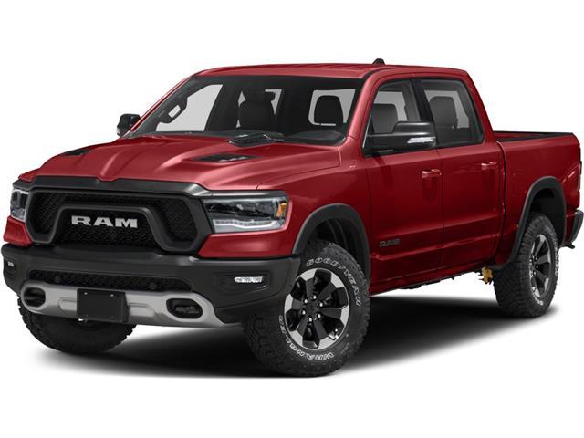 New 2021 RAM 1500 Rebel  - St. John's - Hickman Chrysler Dodge Jeep