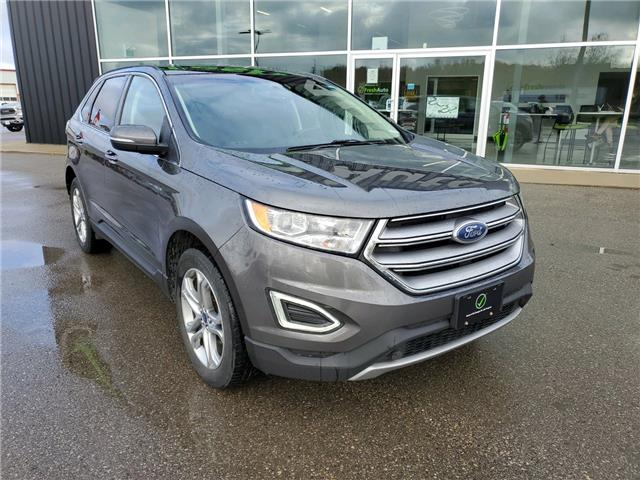 2017 Ford Edge Titanium (Stk: 20-219A Tillsonburg) in Tillsonburg - Image 1 of 30