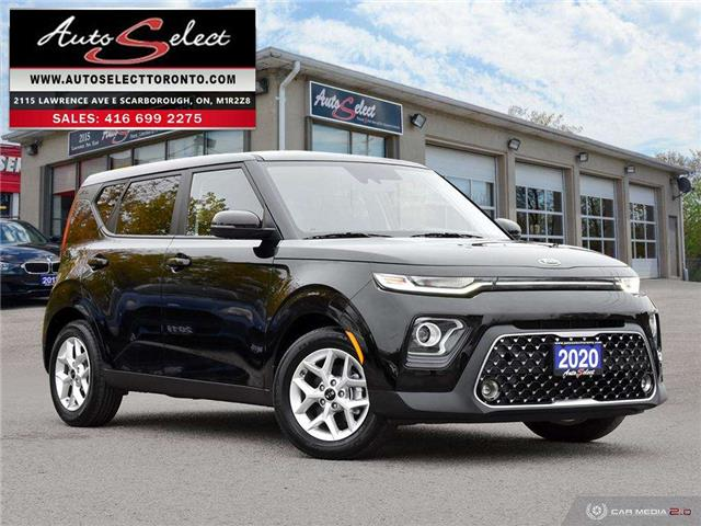2020 Kia Soul EX (Stk: KT1Z3W1) in Scarborough - Image 1 of 28