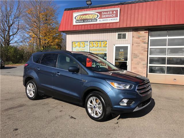 2018 Ford Escape SE (Stk: JUA45104) in Morrisburg - Image 1 of 12