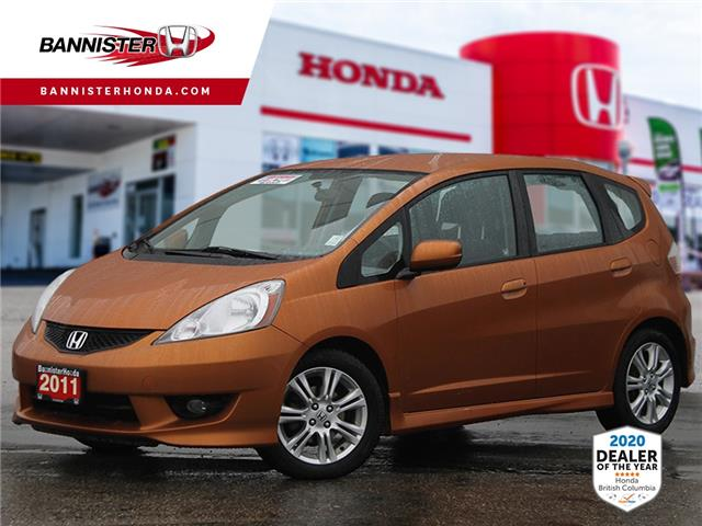 2011 Honda Fit Sport (Stk: 20-212A) in Vernon - Image 1 of 10