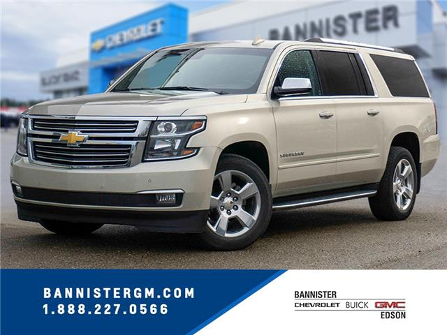 2017 Chevrolet Suburban Premier (Stk: 20-226A) in Edson - Image 1 of 17
