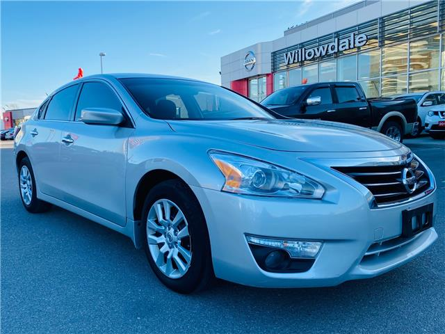 2014 Nissan Altima 2.5 S (Stk: N1078A) in Thornhill - Image 1 of 17