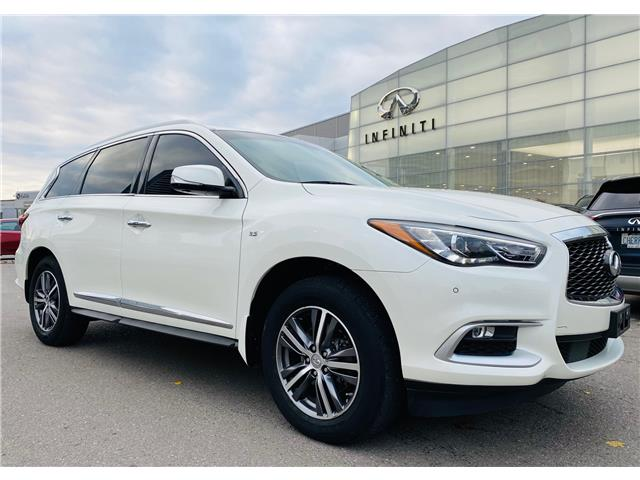 2016 Infiniti QX60 Base (Stk: H9316A) in Thornhill - Image 1 of 21