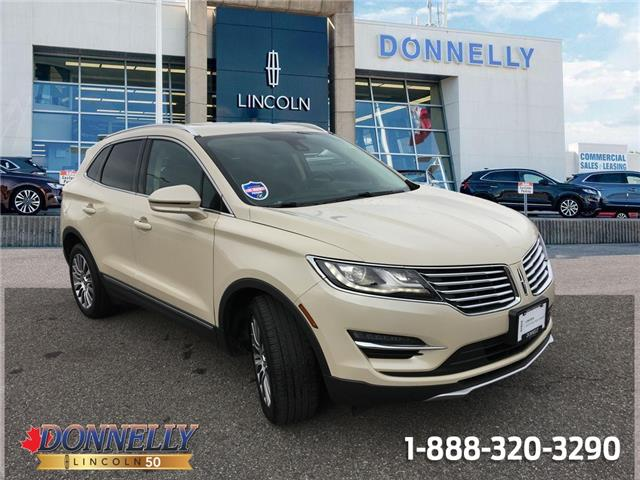 2018 Lincoln MKC Reserve 5LMCJ3D99JUL02958 DU6604L in Ottawa