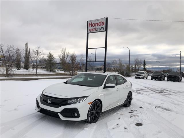 2018 Honda Civic Sport (Stk: P20-048) in Grande Prairie - Image 1 of 22