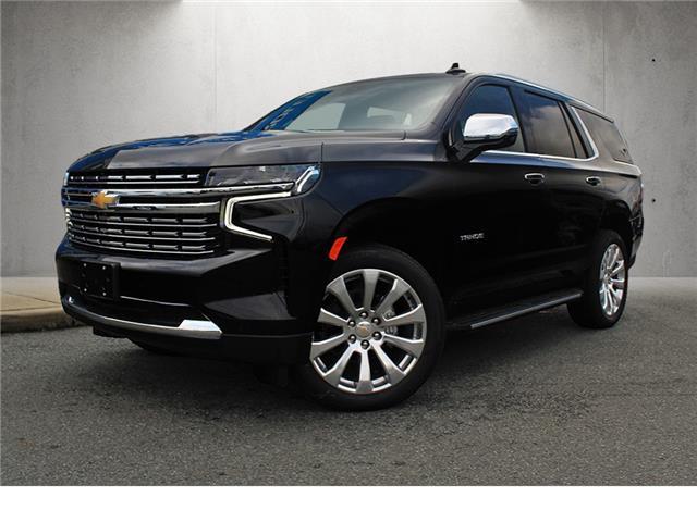 2021 Chevrolet Tahoe Premier (Stk: 218-7024) in Chilliwack - Image 1 of 11