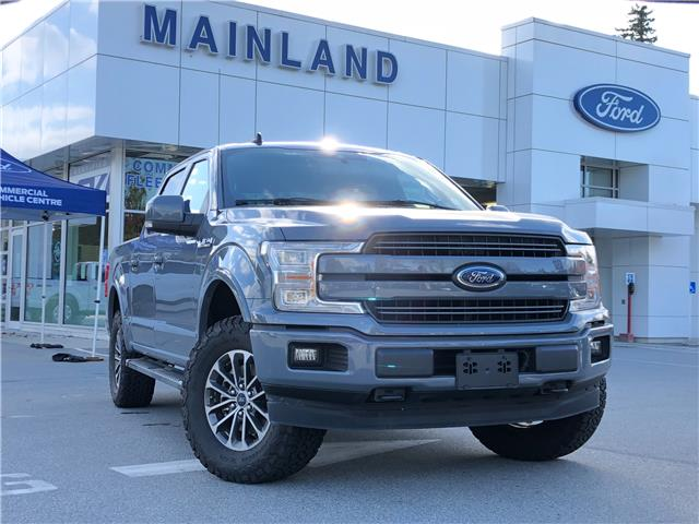 2019 Ford F-150 Lariat (Stk: P0133) in Vancouver - Image 1 of 30