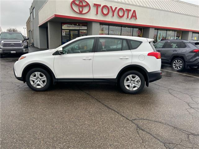 2015 Toyota RAV4  (Stk: 2002701) in Cambridge - Image 1 of 15
