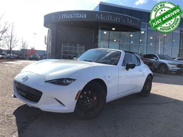 2017 Mazda MX-5 RF GT (Stk: P8565A) in Barrie - Image 1 of 22