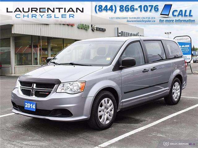 2014 Dodge Grand Caravan SE/SXT (Stk: 20343B) in Sudbury - Image 1 of 19