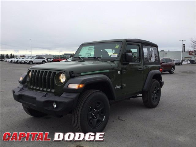2021 Jeep Wrangler Sport (Stk: M00062) in Kanata - Image 1 of 21