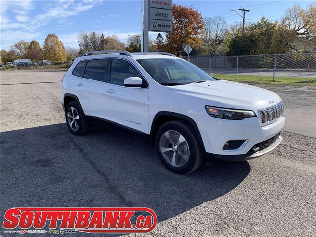 2021 Jeep Cherokee Limited (Stk: 210055) in OTTAWA - Image 1 of 20