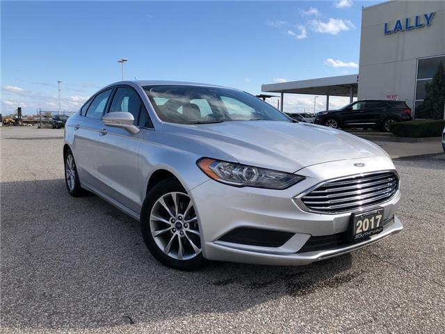 2017 Ford Fusion SE (Stk: S6425A) in Leamington - Image 1 of 21