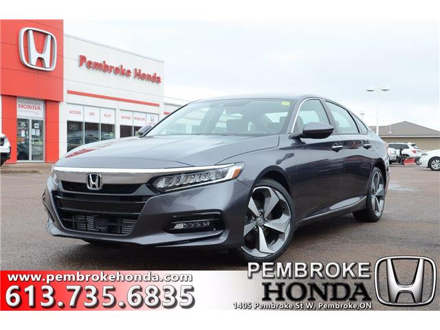 2020 Honda Accord Touring 1.5T (Stk: 20285) in Pembroke - Image 1 of 30