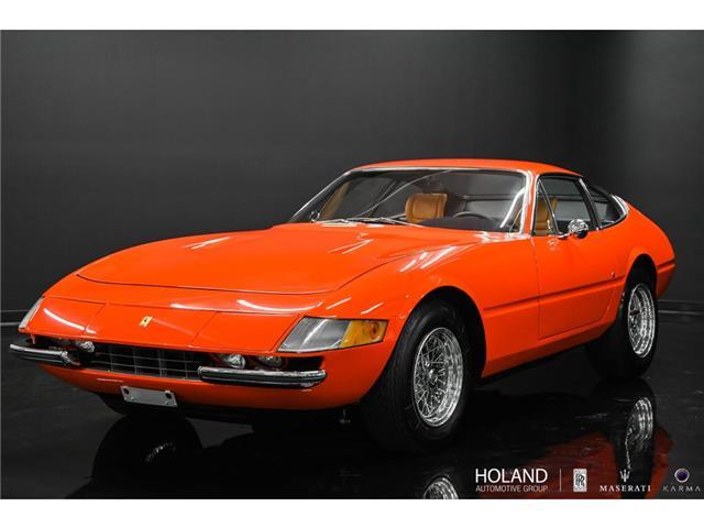 1972 Ferrari 365 GT /4  Daytona (Stk: CHA65194) in Montreal - Image 1 of 30