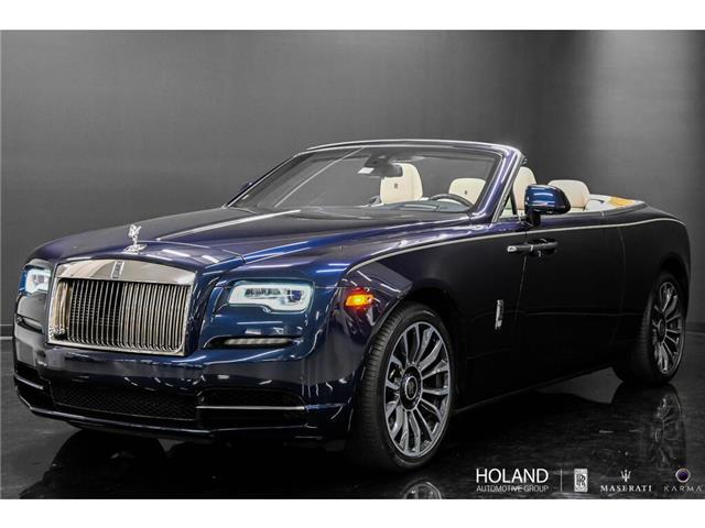 2018 Rolls-Royce Dawn Provenance Certified Pre-Owned - Extended Warranty (Stk: P0754) in Montreal - Image 1 of 30