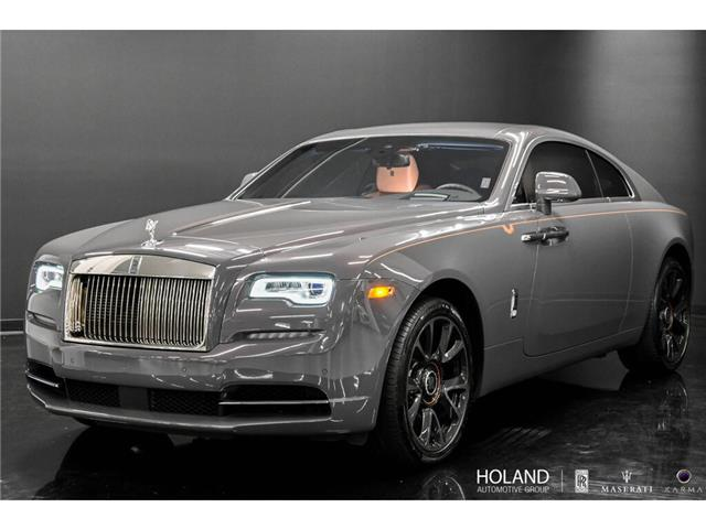 2018 Rolls-Royce Wraith Luminary Collection (Stk: P0763) in Montreal - Image 1 of 30