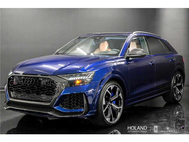 2021 Audi RS Q8 4.0T (Stk: P0766) in Montreal - Image 1 of 30