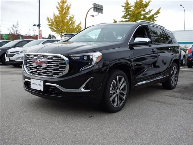 2020 GMC Terrain Denali (Stk: 0211980) in Langley City - Image 1 of 6