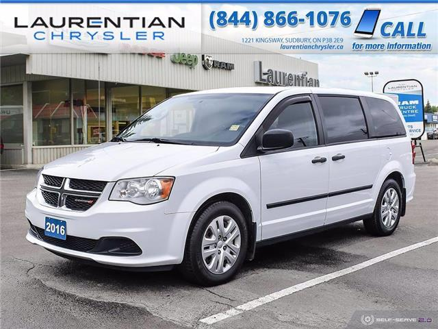 2016 Dodge Grand Caravan SE/SXT (Stk: BC0038A) in Sudbury - Image 1 of 25
