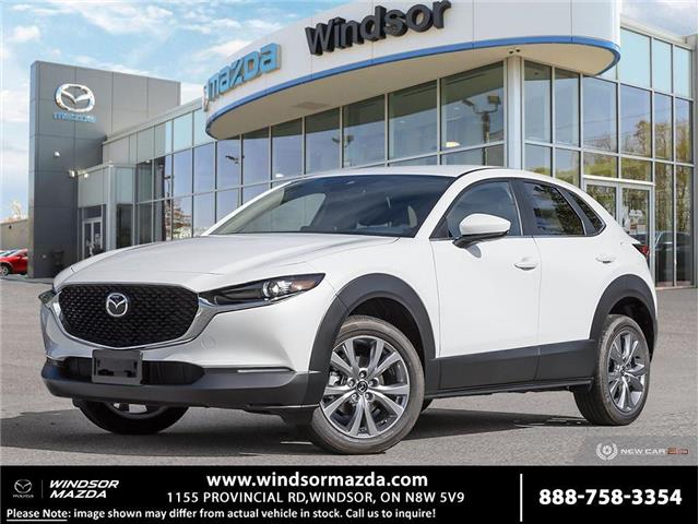 2021 Mazda CX-30 GS 3MVDMACL1MM220296 X30296 in Windsor