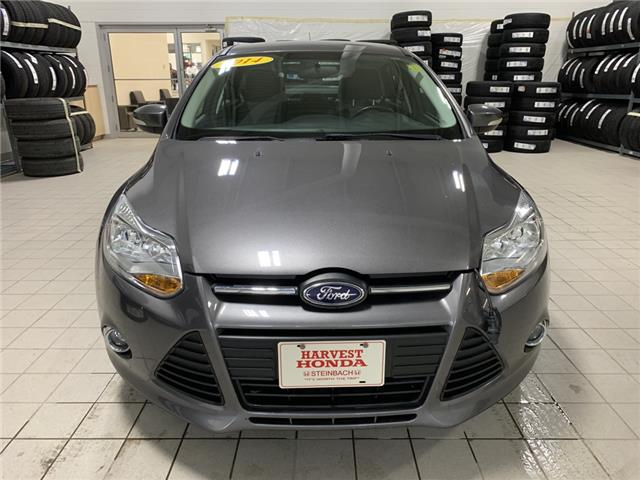 2014 Ford Focus SE (Stk: 20449A) in Steinbach - Image 1 of 12