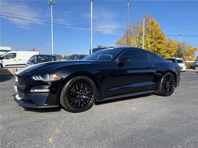 2019 Ford Mustang GT Premium (Stk: 387-91) in Oakville - Image 1 of 17