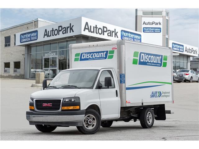 2019 GMC Savana Cutaway Work Van (Stk: CTDR4603) in Mississauga - Image 1 of 16