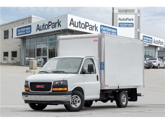 2019 GMC Savana Cutaway Work Van (Stk: CTDR4260) in Mississauga - Image 1 of 16