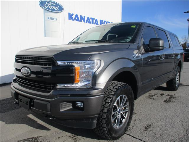 2018 Ford F-150 XLT (Stk: P50660) in Kanata - Image 1 of 15