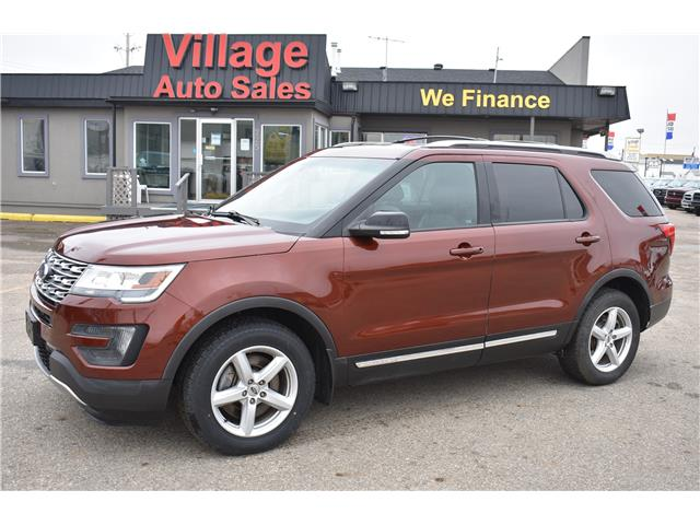 2016 Ford Explorer XLT (Stk: P38072) in Saskatoon - Image 1 of 21