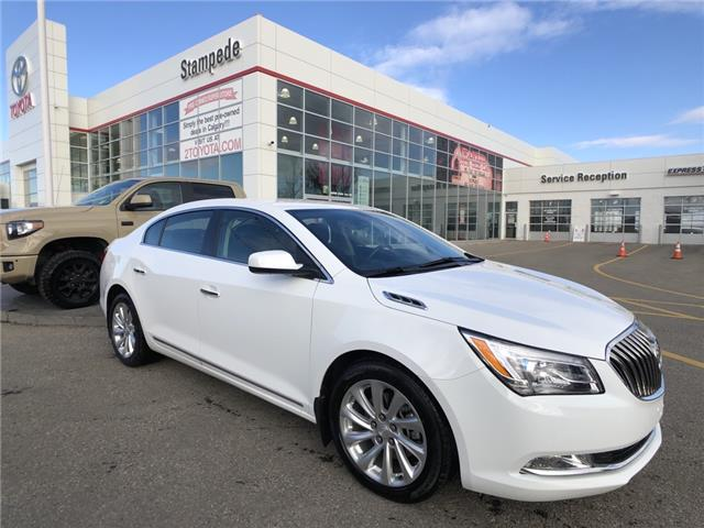 2016 Buick LaCrosse Base (Stk: 210043A) in Calgary - Image 1 of 13