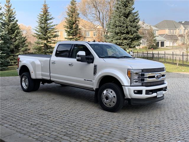 2019 Ford F-450 Limited (Stk: F44428) in Richmond Hill - Image 1 of 4