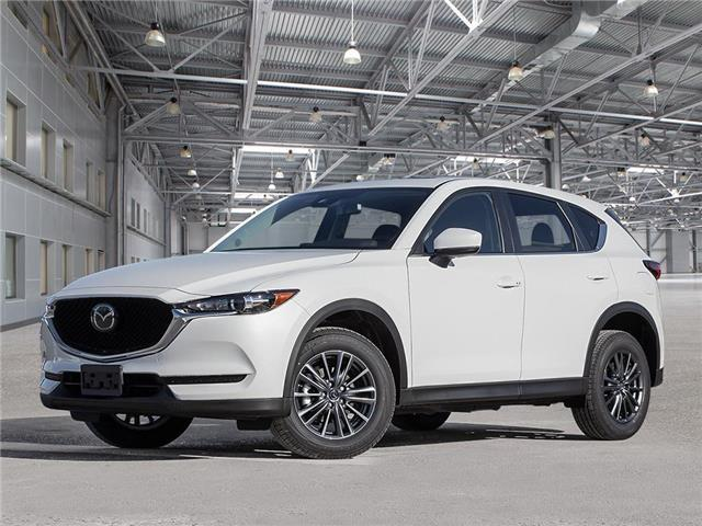 2021 Mazda CX-5 GS (Stk: 21197) in Toronto - Image 1 of 10