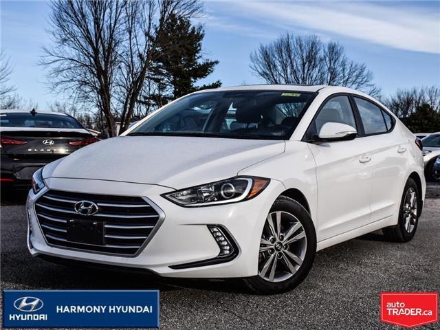 2018 Hyundai Elantra  (Stk: 21044A) in Rockland - Image 1 of 28