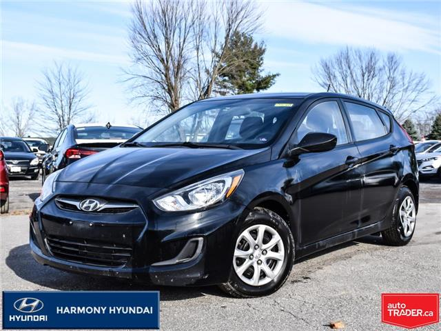 2013 Hyundai Accent L (Stk: P801A) in Rockland - Image 1 of 22
