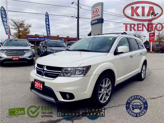 2014 Dodge Journey  (Stk: 8636A) in North York - Image 1 of 30