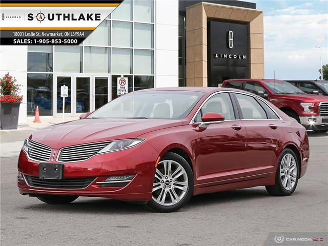 2014 Lincoln MKZ Base (Stk: P51453) in Newmarket - Image 1 of 27