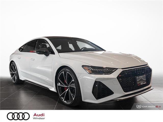 2021 Audi RS 7 4.0T (Stk: 21018) in Windsor - Image 1 of 30
