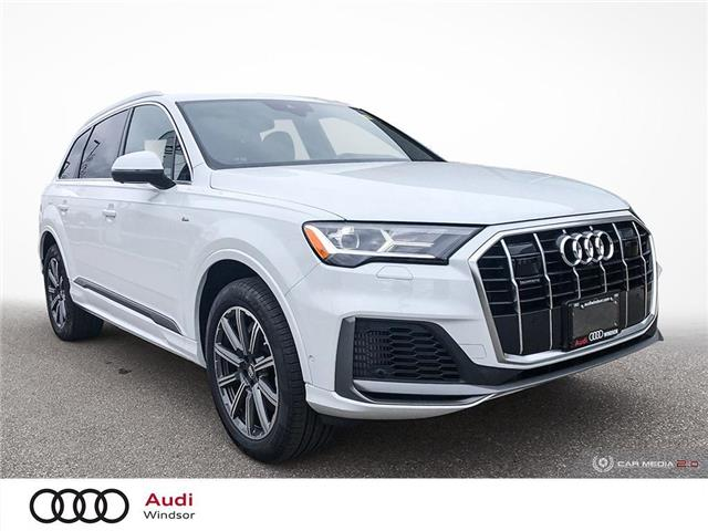 2021 Audi Q7 55 Progressiv (Stk: 21017) in Windsor - Image 1 of 29