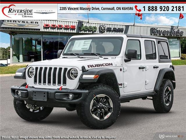 2021 Jeep Wrangler Unlimited Rubicon (Stk: N21024) in Cornwall - Image 1 of 23